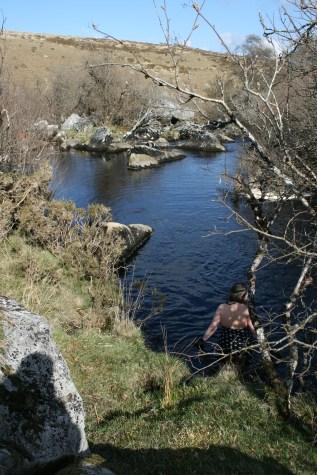 North Teign by Alex Murdin