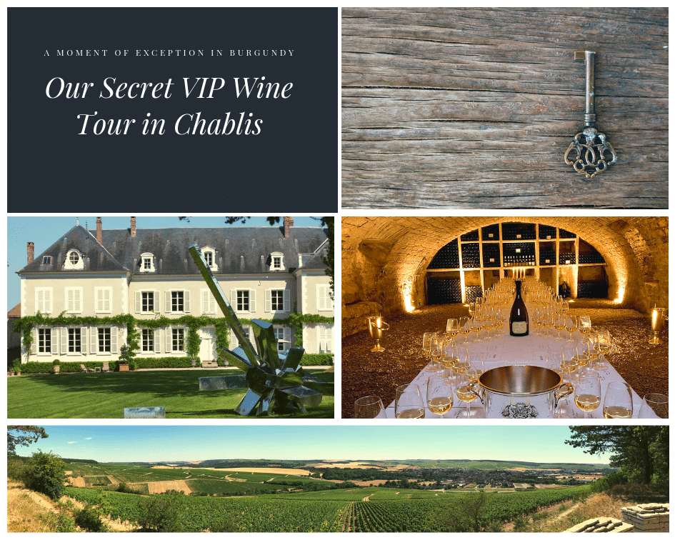 VIP Secret Wine Tour Chablis