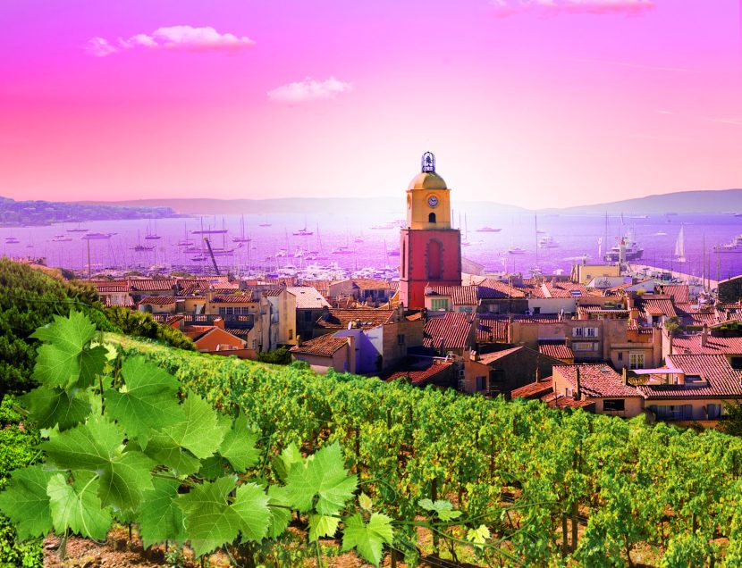 saint tropez luxury wine tour