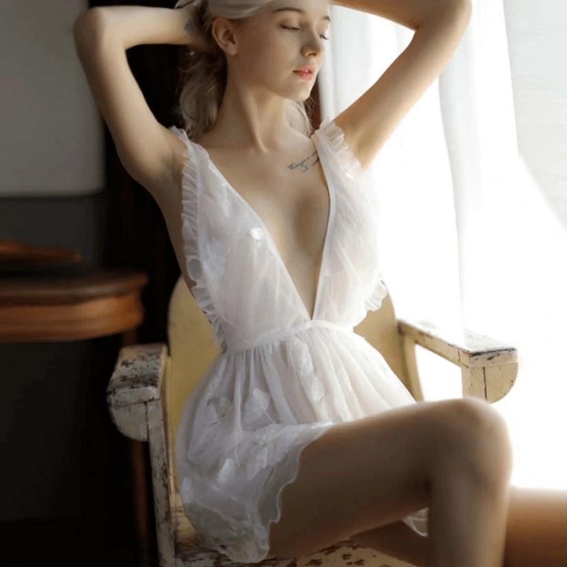 Bielizna Białe Body