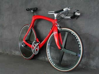 A Carbon Fibre bike