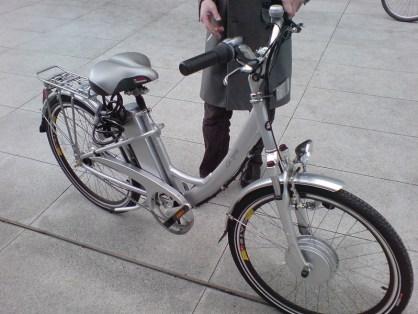 An E-Bike
