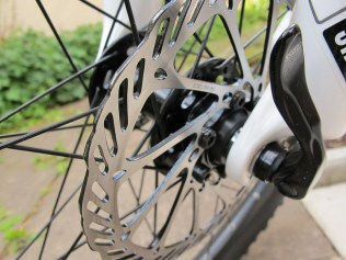 Disc Brakes Used in Bikes