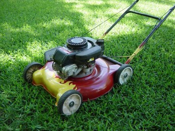 A push Lawn Mover