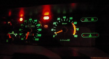 Battery reconditioning: Battery Warning Light blinking. Your battery might be in trouble