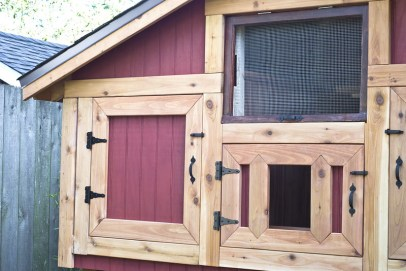 Ensure all the doors and windows are properly secured