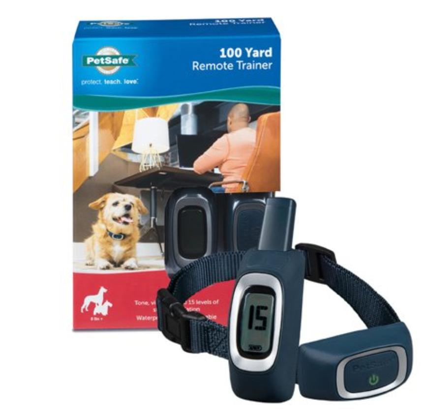 Smart Pet Gadgets: A remote dog trainer