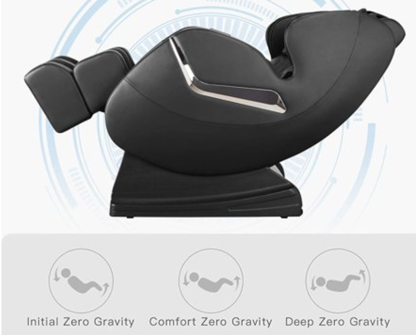 Massage Chair: Nager massage chair with zero gravity