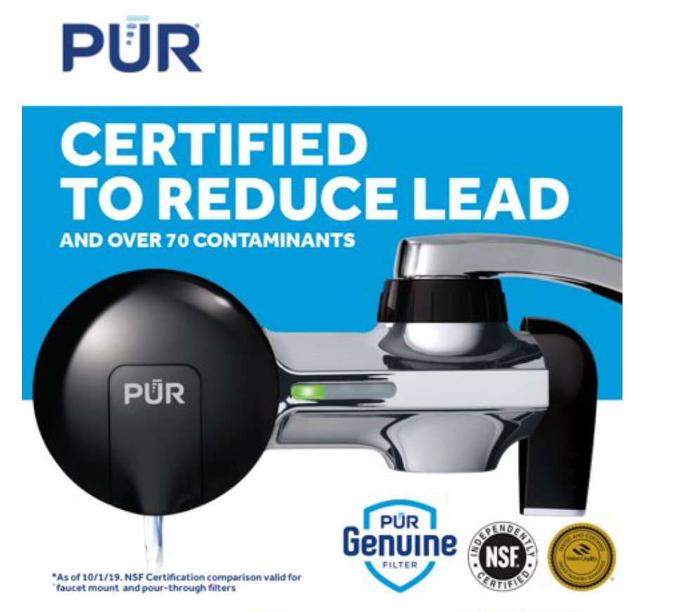 PUR Faucet Water Filter, PFM200B