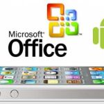 Microsoft anunció de forma oficial el Office para dispositivos Android