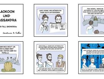 Laokoon & Kassandra – Der Fall Snowden