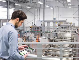 IIoT Security verbunden mit Remote Access schließt die Lücke zwischen operationeller IT, Produkt- und Produktions-IT