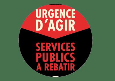 Visuel URGENCE D'AGIR