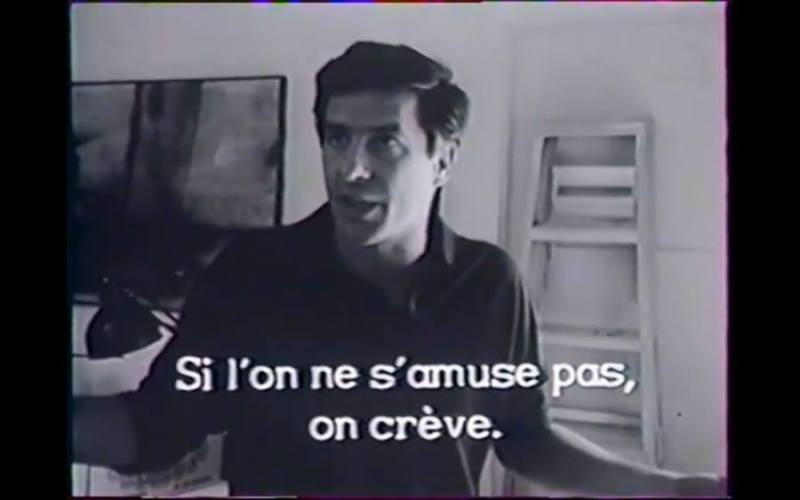 Cinéastes de notre temps : John Cassavetes, d'André S. Labarthe et Hubert Knapp.