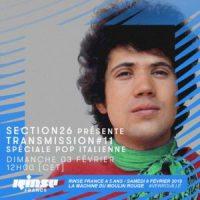 Transmission #11 — Spéciale Pop italienne