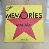 #21 : Material, Memories (Celluloid, 1982)