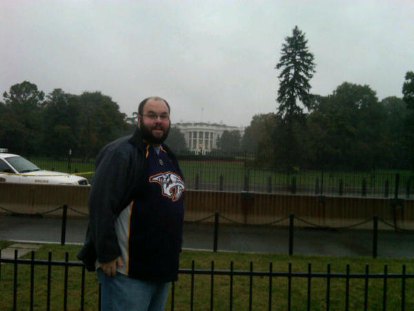 Codey overtakes the White House