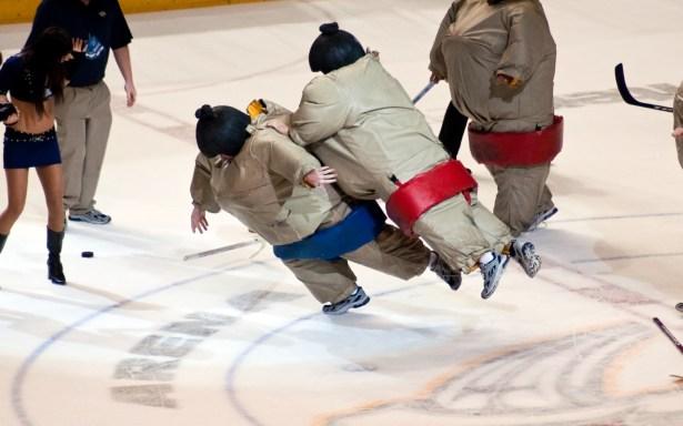Sumo Hockey