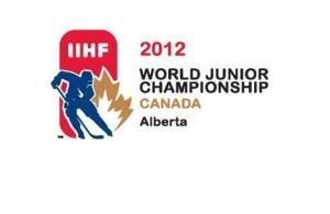 2012 World Juniors logo