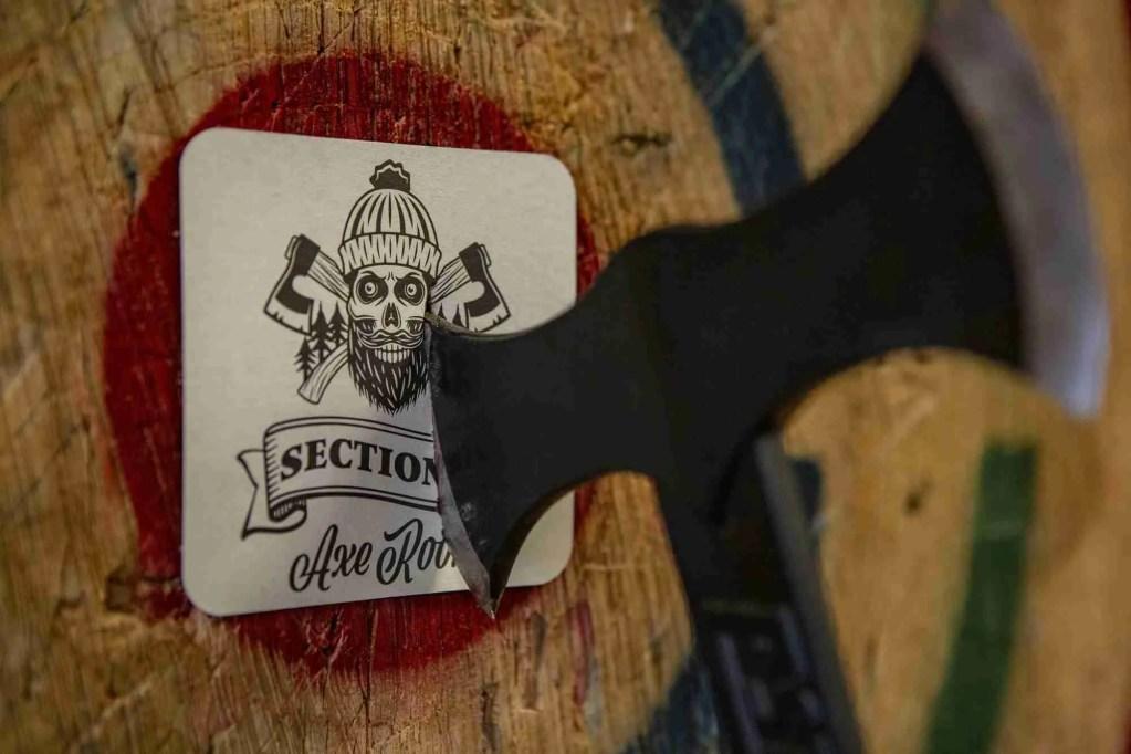 Section 37 Axe Throwing Boise Nampa Caldwell Meridian Idaho Precision