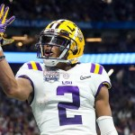 Meet the Prospect: LSU WR Justin Jefferson