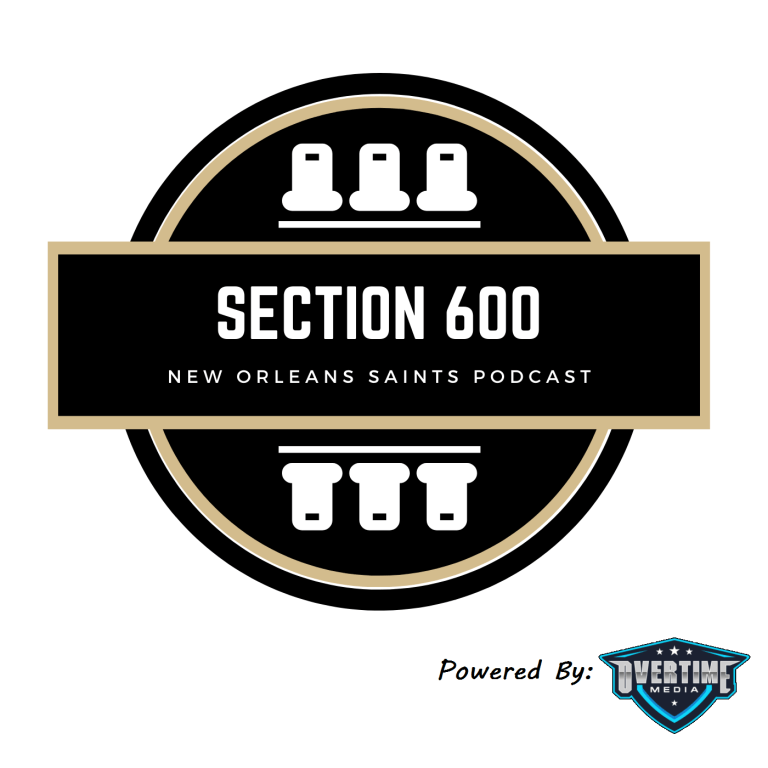 Section 600: New Orleans Saints