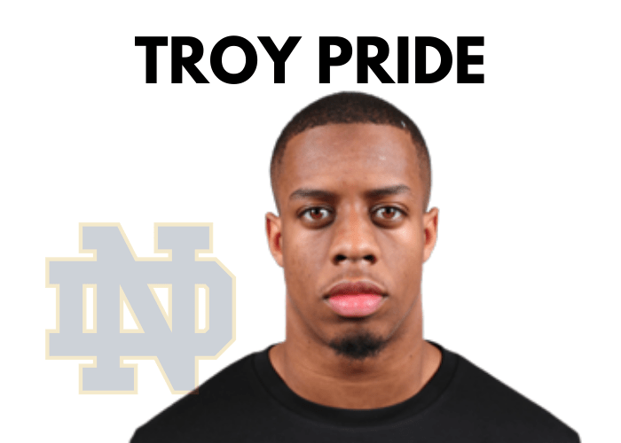 Troy Pride NFL Draft profile, draft sleeper