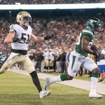 The Saints Sign Ty Montgomery