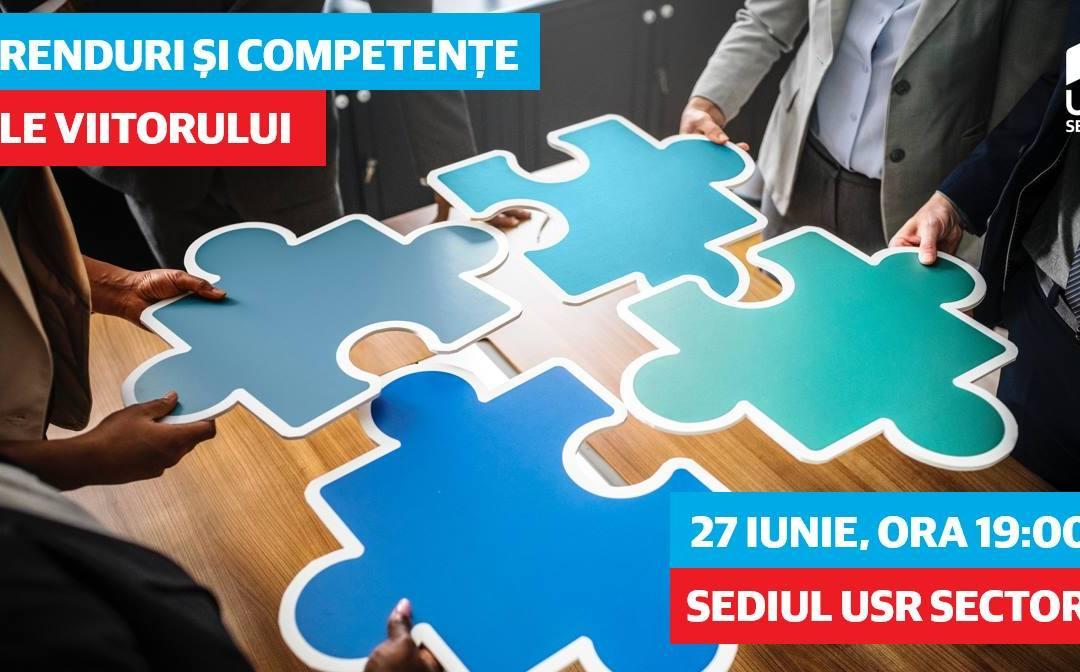 Workshop: Trenduri și competențe ale viitorului