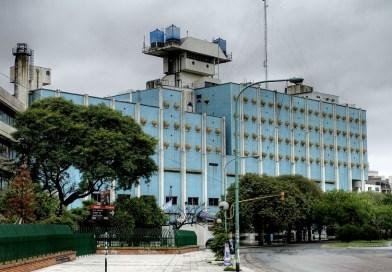 HURLINGHAM: TRASLADARON AL HOSPITAL NAVAL AL PACIENTE QUE DIO POSITIVO DE CORONAVIRUS