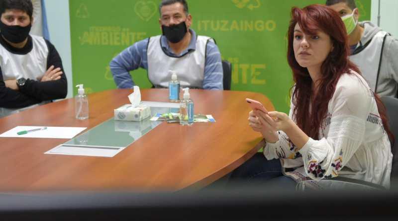 ITUZAINGÓ: NUEVOS INSPECTORES DE CONTROL AMBIENTAL MUNICIPAL