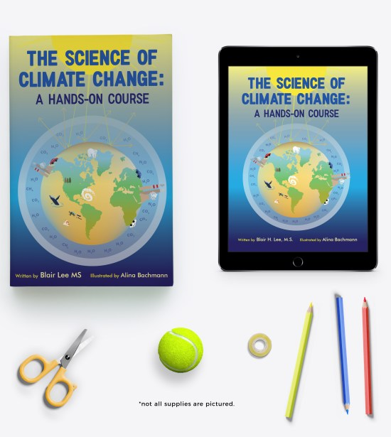 The Science of Climate Change Print, Ebook and supplies