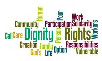 Catholic Social Teaching and Fraternity Life – Secular