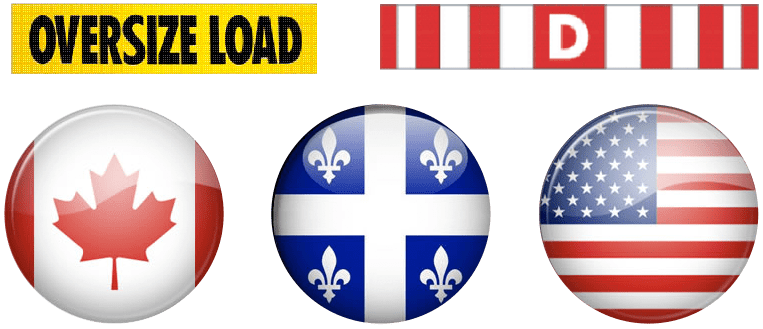 escorte_routiere_transport_hors_norme_pilot_car_securoute_quebec_canada