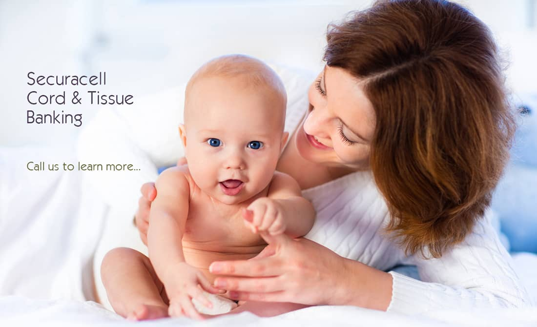 Securacell cord blood and tissue banking