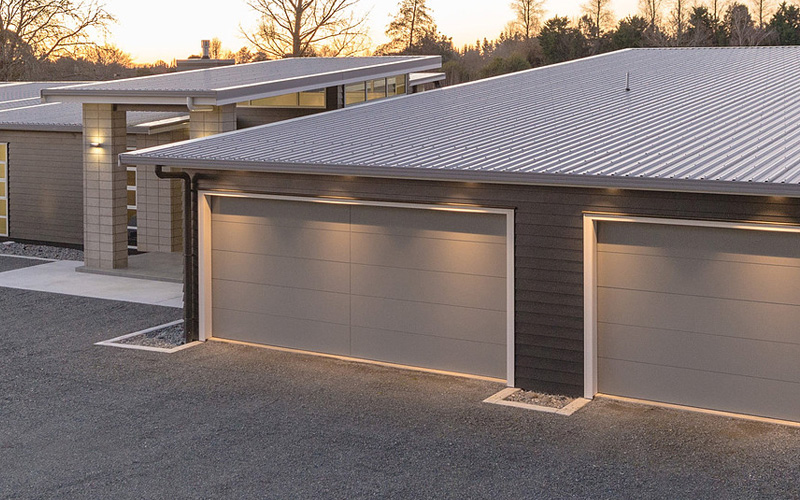 Residential Garage Doors Tauranga Roller And Section