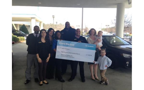 Subaru Love Promise Begins With Southern States Subaru in ...
