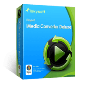 >40% Off Coupon code iSkysoft iMedia Converter Deluxe for Windows