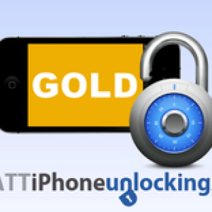 >15% Off Coupon code Permanent Factory Unlock for AT&T iPhone - GOLD - 1-7 Business days