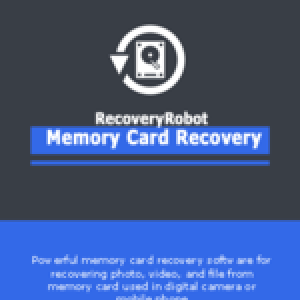 >40% Off Coupon code RecoveryRobot Memory Card Recovery [Expert]