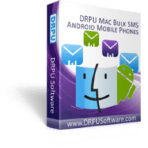 >45% Off Coupon code DRPU MAC Bulk SMS Software for Android Phones