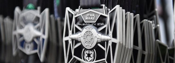Star Wars Half Marathon - Dark Side
