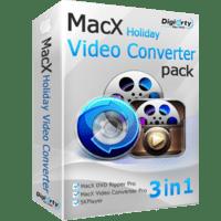 MacX Video Converter Pack