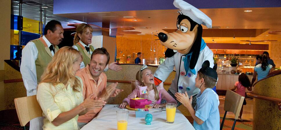 Downtown Disney World Restaurants
