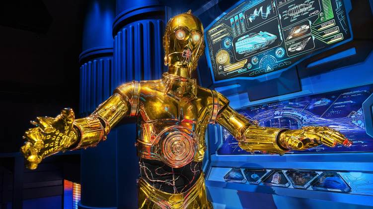 Star Tours Review
