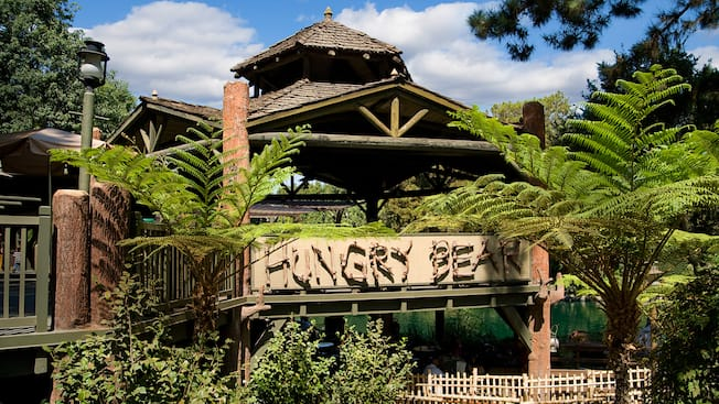 Disneyland Hungry Bear Restaurant - Image property of Disney