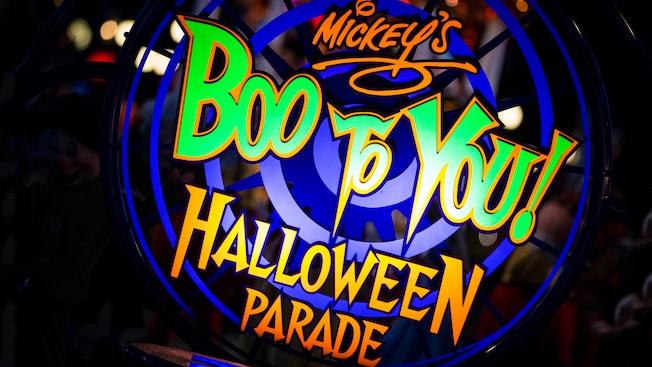 Desfile de Halloween 'Mickey's Boo-To-You!'