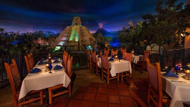 Meilleurs restaurants de Disney World