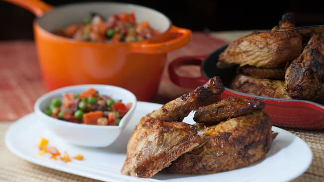 Boma Flavors of Africa Dining
