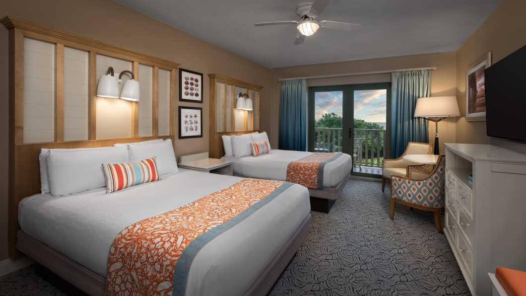 Does Anyone Have Pictures Of Disney S Vero Beach 2 Bedroom